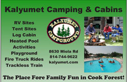 Kalyumet Camping & Cabins Cook Forest